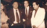 Raf Vallone, Enrico Montesano e P.P.