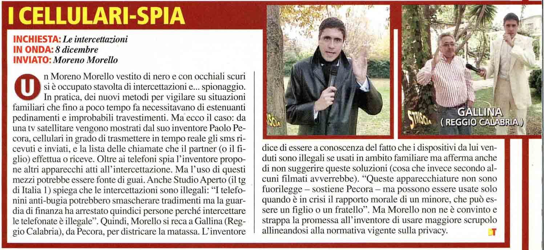 Striscia la Notizia - Paolo Pecora