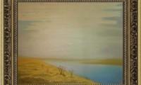 """""""DNEPR 2007"""" -20X30 cm- carta/pastello -Riproduzione-"""