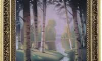 """""""LE BETULLE 2007""""  -30x40 cm-  carta /pastello- Riproduzione-(venduto)"""